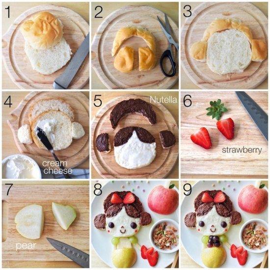 Бэнто-завтрак