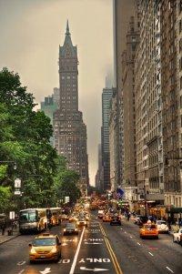 Зарисовки о Нью-Йорке