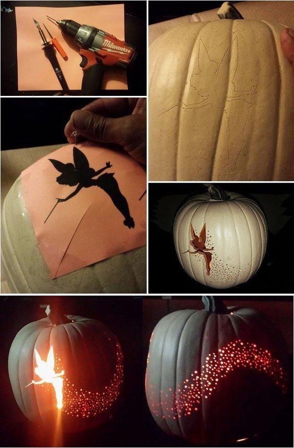 Волшебная идея тыквы на Хэллоуин