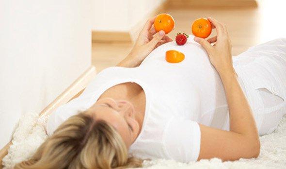 Какие витамины принимать беременным?