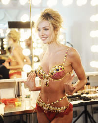 Бюстгальтер за 10 млн долларов от Victoria`s Secret