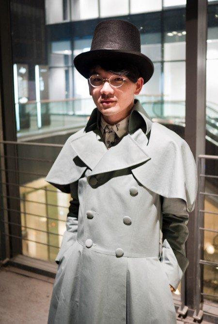 Пальто ольстер