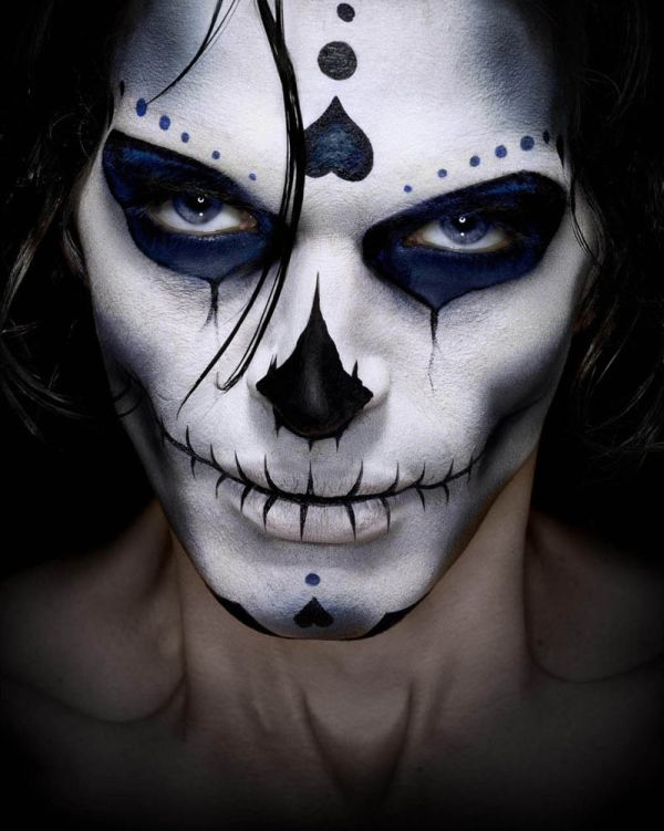 Образ на Хэллоуин для парня
