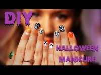 5 идей маникюра на Хэллоуин