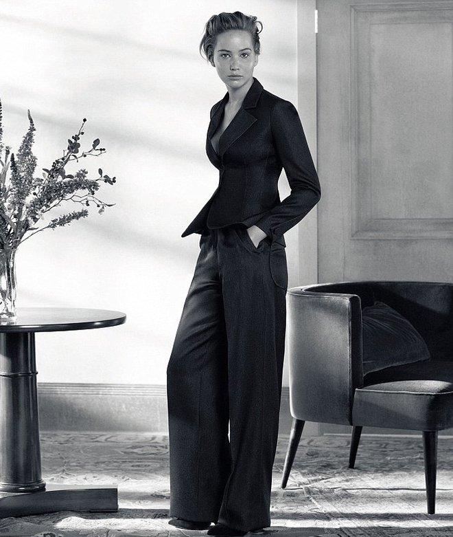 Дженнифер Лоуренс вновь в Dior