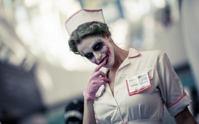 Костюм медсестры на Хэллоуин: вариации знаменитого образа