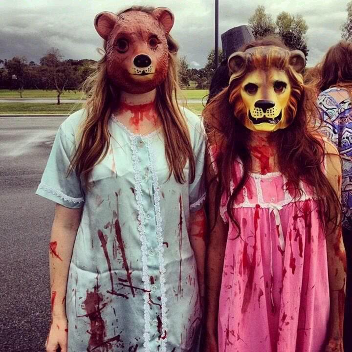 Игра на Хэллоуин «Фотосессия»