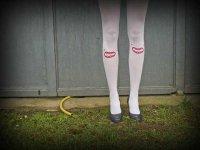 Страшные истории на Хэллоуин: Колготки (печальная история девочки-нытика)