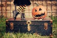 Детские игры на Хэллоуин: «Тропа ужаса»