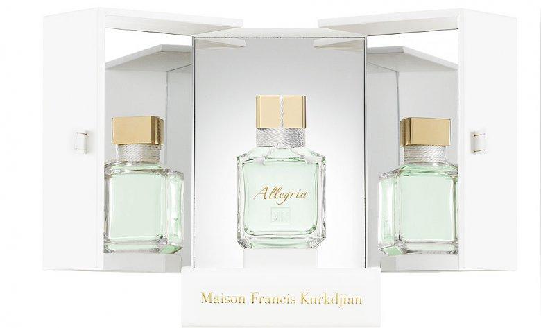 Аромат Allegria от Франсиса Кюркджяна
