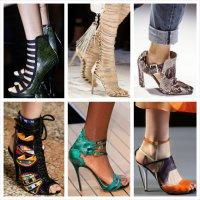 Какие туфли станут модными в 2014 году