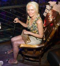 Звездный Хэллоуин: Хайди Клум состарилась за ночь
