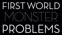 О монстрах и их проблемах