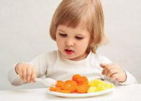Питание ребенка в 3 года