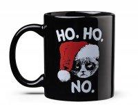 Рождественская чашка с Grumpy Cat