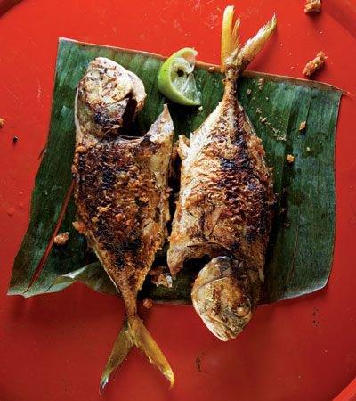 Как правильно жарить рыбу