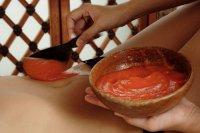 Горячее антицеллюлитное обертывание с перцем