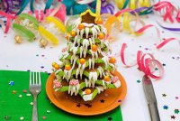 Идея украшения новогоднего печенья