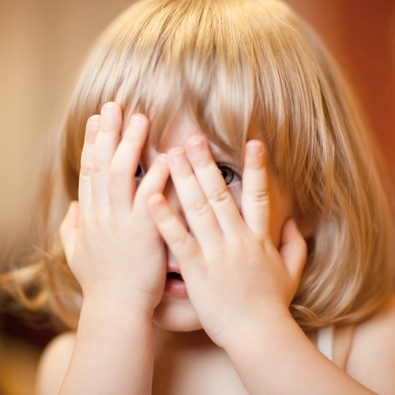 Нервные тики у детей