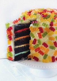 Торт «Мишки гамми»