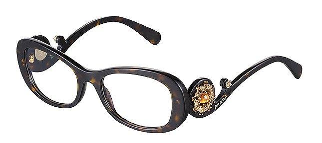 Очки Prada из осенне-зимней коллекции Ornate