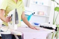 Как гладить различные виды тканей