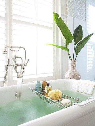 Что можно добавить в ванну?