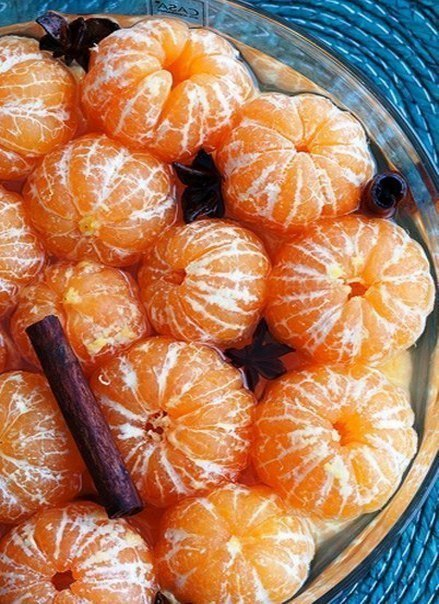 Без чего не бывает Нового года: мандарины