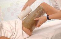 Антицеллюлитное обертывание глиной