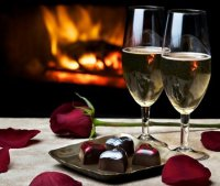 Как организовать романтический ужин для любимого?