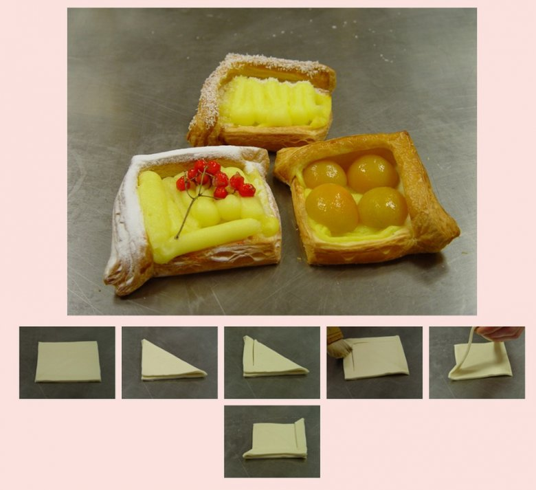Любителям сладкой выпечки посвящается: каре