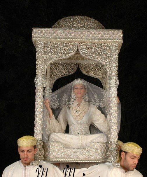 Свадебные традиции Марокко