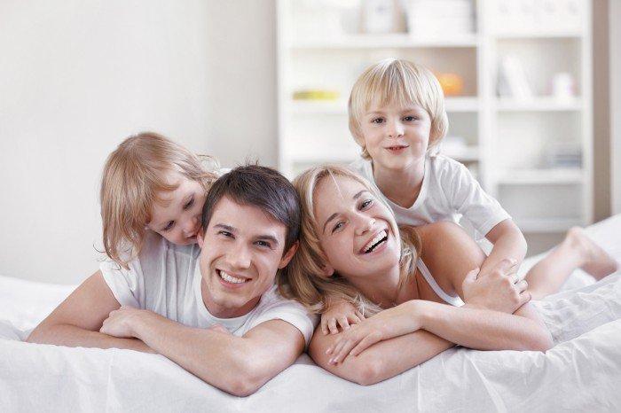 Правила общения в семье
