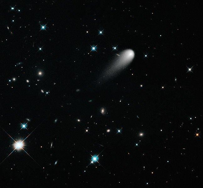 Комета ISON C/2012 S1