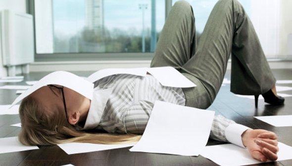 Вы - трудоголик или просто любите трудиться?