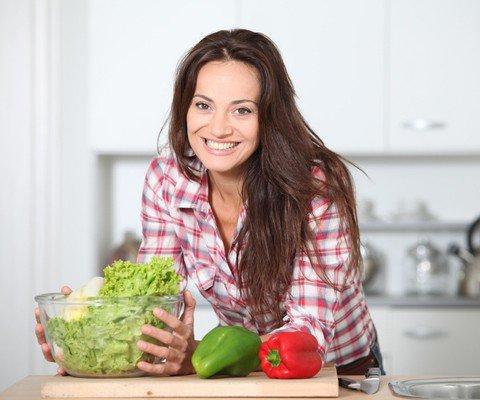 Как похудеть за выходные: диета на 1 день
