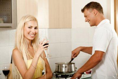Зачем надо готовить для женщины?