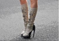 Тренд сезона: цветные носки