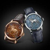 Часы к году Лошади от Vacheron Constantin