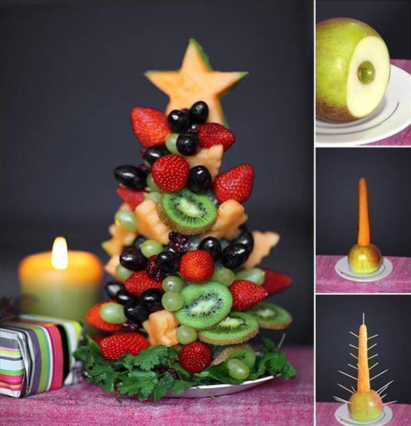 Идея десерта на праздничный стол