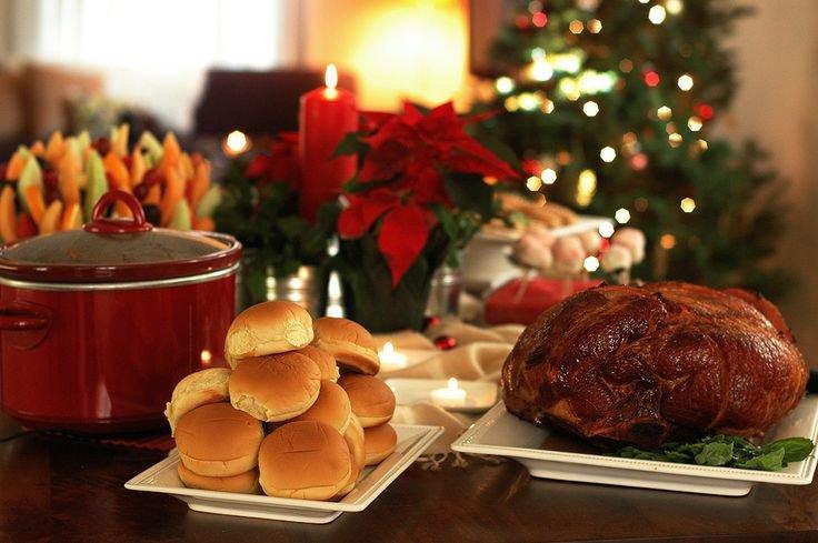 Как рассчитать количество блюд для новогоднего стола