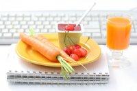 3 идеи полезного перекуса в офисе