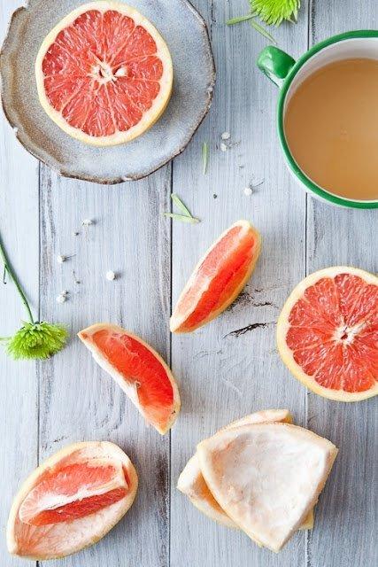 Самые бесполезные продукты для похудения: грейпфрут