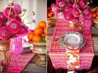 Детали свадьбы в марокканском стиле: флористика, декор