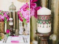 Детали свадьбы в марокканском стиле: цветовая гамма и атмосфера