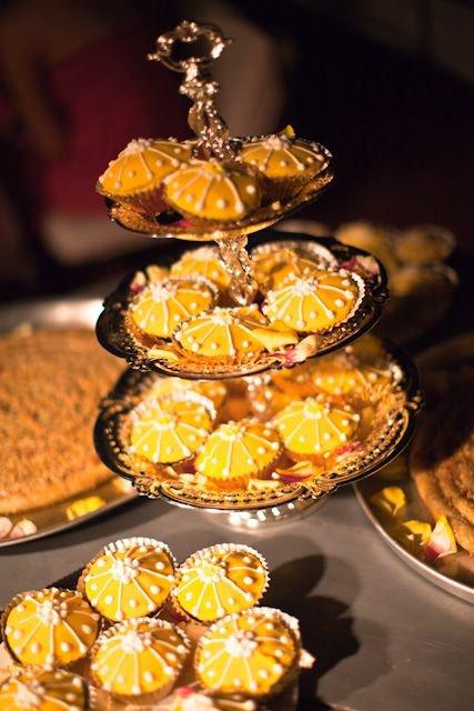 Детали свадьбы в марокканском стиле: угощения и развлечения
