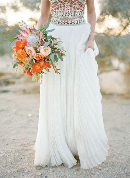 Детали свадьбы в марокканском стиле: дресс-код невесты и жениха