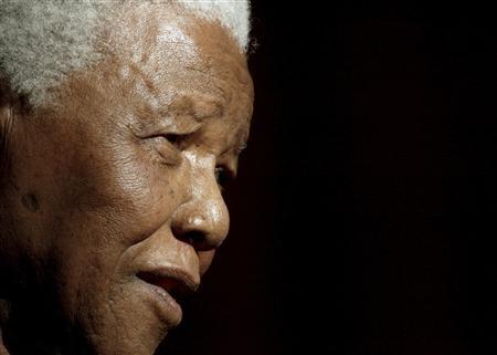 Умер Нельсон Мандела