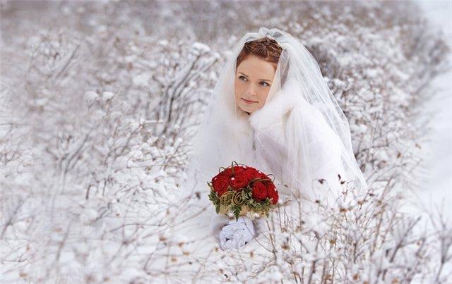 Идеи для зимних фотографий
