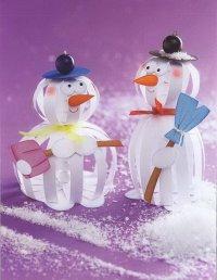 Делаем новогодние фонарики из бумаги с детьми